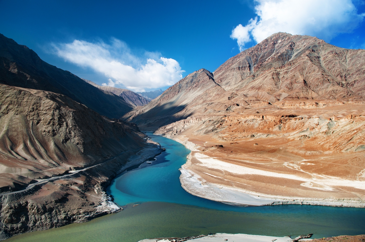 1 Ladakh Rivers