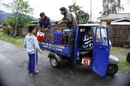 Door-to-Door Waste Collection