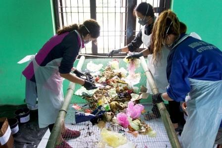 Manual Waste Segregation